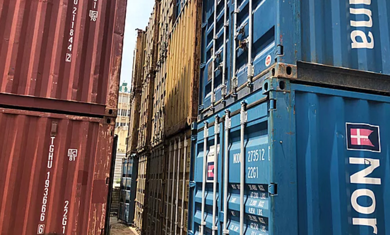 20ft Containers Arrived in Stock
