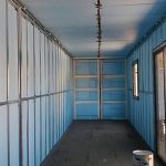 Insulation Of Shipping Containers