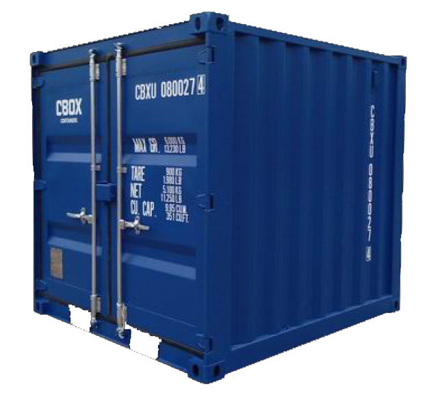 08ft Container